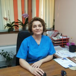 Dr. Agachi Luminita